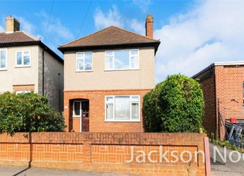 Thumbnail 4 bed detached house for sale in Roebuck Road, Chessington
