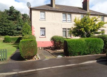 Thumbnail 2 bed flat to rent in Dick Crescent, Burntisland