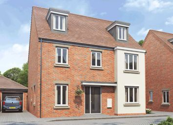Thumbnail 5 bed detached house for sale in Plot 428, Wilton, Saxon Fields, Biggleswade