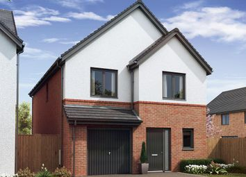 "Thumbnail 4 bed detached house for sale in ""The Ashbury"" at Station Road, Kenton Bank Foot, Newcastle Upon Tyne"