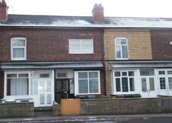 Thumbnail 2 bed property to rent in Darlaston Road, Walsall
