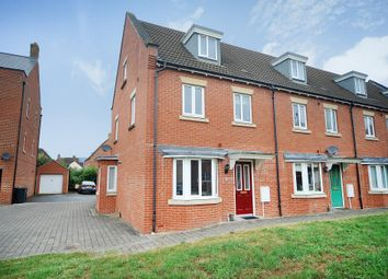 Thumbnail 3 bed terraced house for sale in Phoebe Way, Swindon