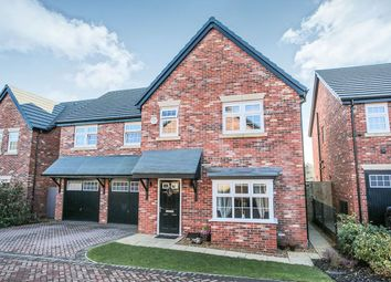 Thumbnail 6 bed detached house for sale in Meadow Lane, Carlisle