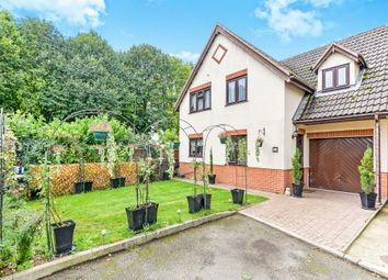 Thumbnail 4 bed detached house for sale in Tudor Court, Bassingbourn, Royston