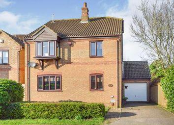 4 bed detached house for sale in Shuttleworth Grove, Wavendon Gate, Milton Keynes, Bucks MK7