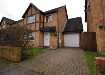 Thumbnail 3 bed detached house for sale in Yew Tree Close, Middleton Cheney, Banbury