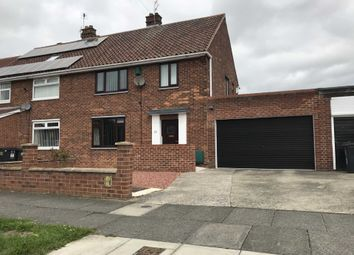 Thumbnail 3 bed semi-detached house for sale in The Broadway, Darlington