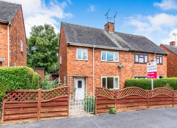 Thumbnail 3 bed semi-detached house for sale in Redfern Road, Uttoxeter