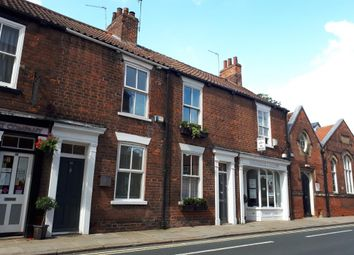 Thumbnail 2 bed terraced house to rent in Lairgate, Beverley