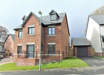Thumbnail 4 bed detached house for sale in Millwood Gardens, Killay, Swansea, Swansea