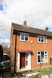 Thumbnail 3 bed end terrace house to rent in Queens Hill Drive, Moortown, Leeds
