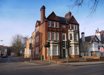 Thumbnail 1 bedroom flat to rent in The Avenue, Welford Road, Kingsthorpe, Northampton