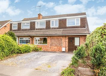Thumbnail 5 bed detached house for sale in Saxon Way, Blacon, Chester