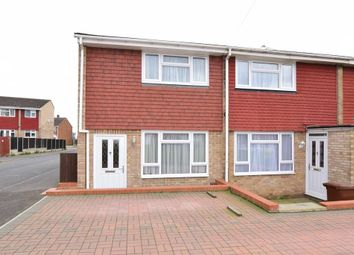 Thumbnail 2 bed end terrace house for sale in The Spires, Strood, Rochester, Kent