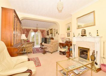 Thumbnail 3 bed semi-detached house for sale in Harcourt Road, Folkestone, Kent