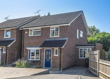 Carisbrooke, Camberley GU16. 3 bed detached house