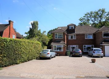 Thumbnail 5 bed semi-detached house for sale in Lower Guildford Road, Woking