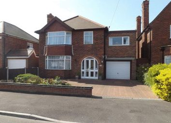 Thumbnail 4 bedroom detached house to rent in Grannis Drive, Aspley, Nottingham