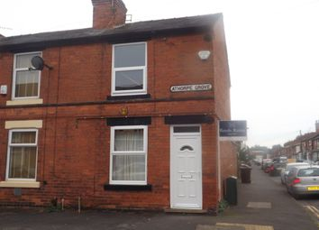 Thumbnail 2 bedroom terraced house to rent in Athorpe Grove, Nottingham