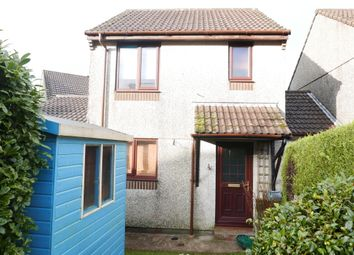 Thumbnail 3 bed link-detached house to rent in Stephens Road, Liskeard, Cornwall