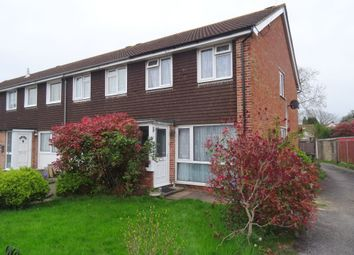 Thumbnail 3 bed end terrace house to rent in Wycote Road, Gosport