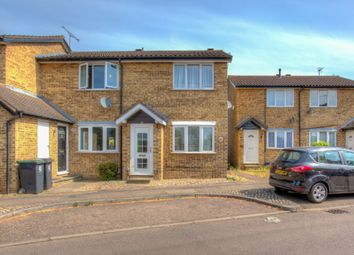 Thumbnail 2 bedroom end terrace house to rent in Ladywell Prospect, Sawbridgeworth, Hertfordshire