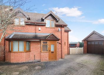 Thumbnail 3 bedroom detached house for sale in Castle Mead, Weobley, Hereford