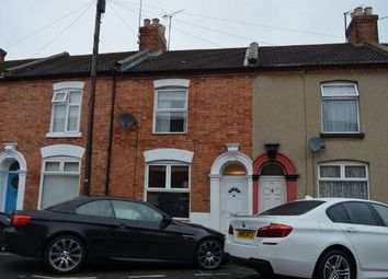 Thumbnail 2 bed terraced house to rent in Somerset Street, The Mounts, Northampton