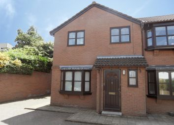 Thumbnail 2 bed end terrace house for sale in Cobal Court, Churchfield Road, Frodsham, Cheshire