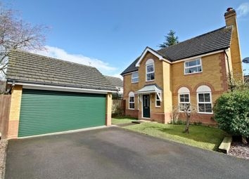 Thumbnail 4 bed detached house for sale in John Morgan Close, Hook