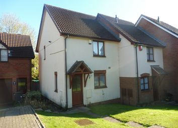 Thumbnail 3 bed end terrace house for sale in Heron Way, Torquay