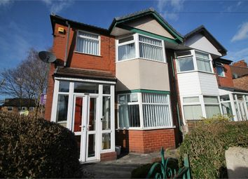 Thumbnail 3 bedroom semi-detached house for sale in Wilton Avenue, Stretford, Manchester