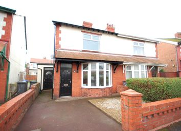 Thumbnail 2 bed semi-detached house for sale in Tranmere Road, Blackpool