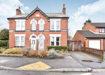 Thumbnail 4 bed semi-detached house for sale in North Avenue, Mickleover, Derby