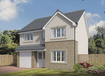 Thumbnail 4 bed detached house for sale in Off Dullatur Road, Cumbernauld