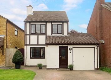 Thumbnail 3 bed detached house for sale in Dean Close, Worle, Weston Super Mare