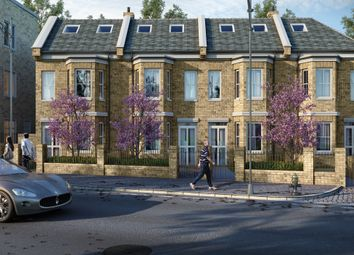 Thumbnail 4 bed town house for sale in Kingsborough, Park Road, Kingston Upon Thames