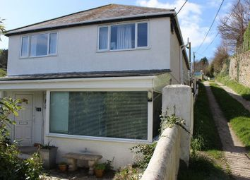 Thumbnail 2 bed flat for sale in Valley Park Lane, Mevagissey, St. Austell