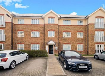 Thumbnail 2 bed flat for sale in Periwood Crescent, Perivale, Greenford