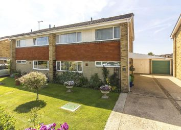 Thumbnail 3 bed semi-detached house for sale in Ainsdale Close, Folkestone