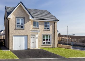 "Thumbnail 4 bedroom detached house for sale in ""Craigievar"" at Oldmeldrum Road, Inverurie"