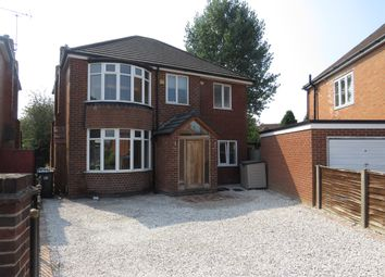 Thumbnail 4 bed detached house for sale in Woodlands Avenue, Shelton Lock, Derby