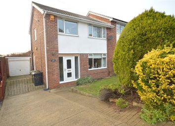 Thumbnail 3 bed semi-detached house for sale in Blackwood Avenue, Cookridge, Leeds
