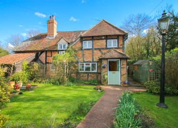 Thumbnail 2 bed semi-detached house to rent in Cranmore Lane, West Horsley, Leatherhead