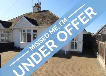 Thumbnail 2 bed bungalow for sale in Albany Drive, Herne Bay