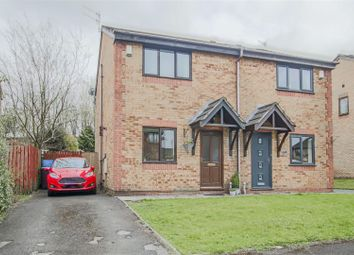 Thumbnail 2 bed semi-detached house for sale in Bamburgh Drive, Burnley