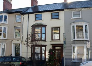 Thumbnail 1 bed flat to rent in Top Flat, North Parade, Aberystwyth