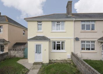 Thumbnail 2 bed end terrace house for sale in Harmony Close, Redruth