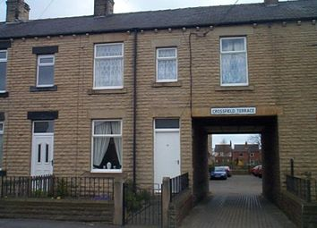 Thumbnail 2 bed terraced house to rent in Crossfield Terrace, Horbury