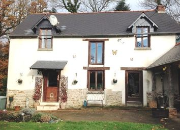 Thumbnail 4 bed detached house for sale in 56490 Ménéac, Morbihan, Brittany, France